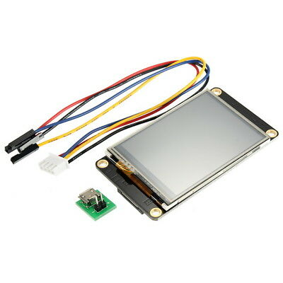 24 Inch Nextion Enhanced Hmi Intelligent Smart Usart Uart Serial Touch Tft Lcd