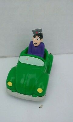 Archie Comics Jughead Jones in Green Car Figure