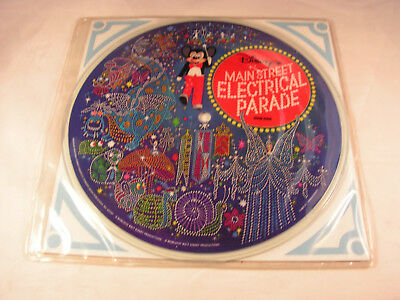 Vintage Disney's Mainstreet Electrical Parade 1977 33 Rpm Record New Condition