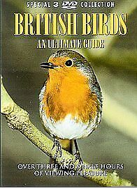 British Birds: An Ultimate Guide [DVD], Good Used DVD, ,