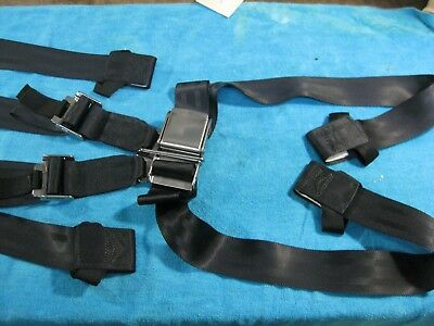 MediBelt Stretcher 4 point restraint seat belt NS p#2500.0020 Bell Helicopter
