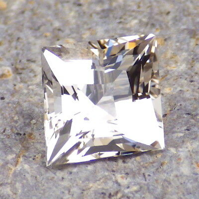 UNTREATED PRECIOUS TOPAZ-BURMA 5.80Ct FLAWLESS-FOR HIGH-END JEWELRY!