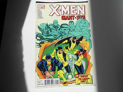 Xmen Giant Size First to Last Pt1