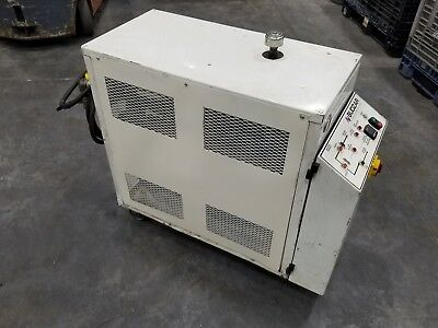 Budzar Oil Heater Mold Temp Controller 18KW / Cooling Thermolator #3312SR