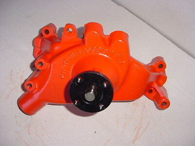 1969 - 1970 Camaro / Chevelle Chevy BB Water Pump # 3969811  Dated F2570