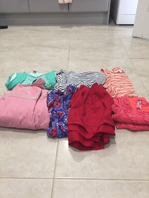 Girls Clothes Mixed Bundle Size 8-10