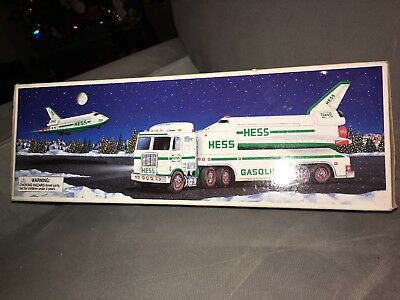 Toy Truck And Space Shuttle With Satellite 1999