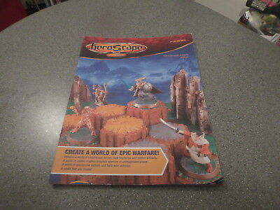 Heroscape Guide Book Instructions,