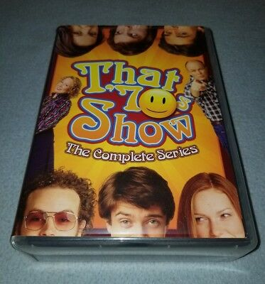 That '70s Show: Complete Series (24-DVD) Seasons 1-8
