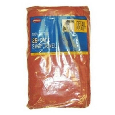 Shop Towels - 25 Pack CRD40048 Brand New!