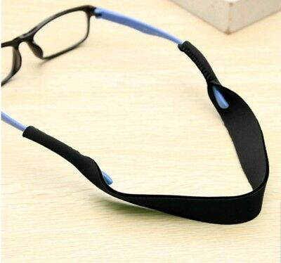 Black cord sunglasses reader Eye glasses spectacle lace lanyard strap sport Neo