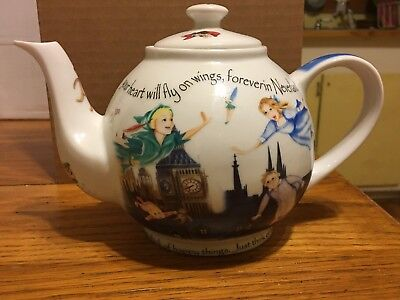 Paul Cardew Peter Pan 4 Cup Teapot New without Box