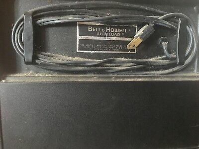 Vintage Bell Howell Autoload Super 8Mm Movie Projector 461B
