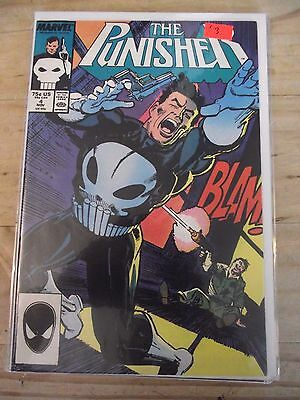 Punisher Unlimited Series #4 (1987) FN (6.0)