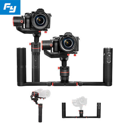 Feiyu tech A1000 3-Axis Gimbal Handheld Stabilizer for Mirrorless DSLR Cameras
