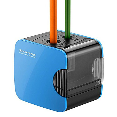 SMARTRO Electric Pencil Sharpener, Best USB or Battery Operated Heavy Duty for N