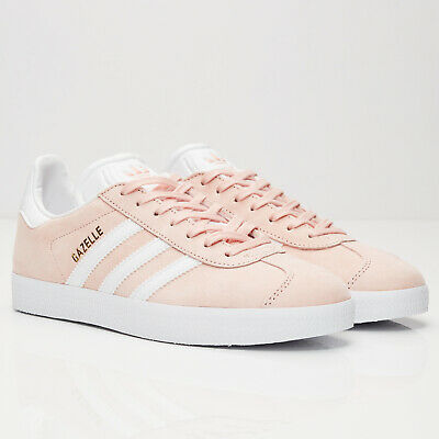 Adidas Originals Gazelle Retro Trainers Vapour Pink Bb5472 Bnib 38