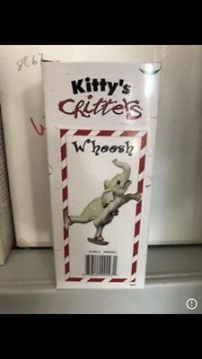 Kitty's Critters Whoosh Ornament