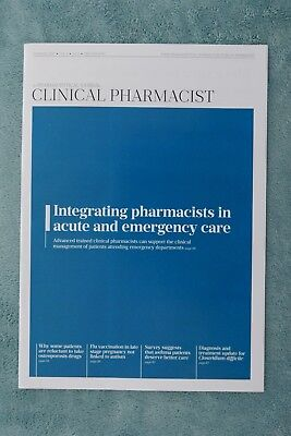 Clinical Pharmacist Magazine, Vol.9, No.2, February 2017, Pharmacist Integration