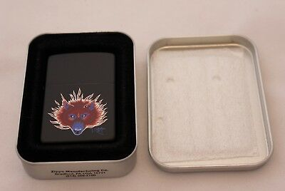 Brand New Stanley Morris Steppenwolf Retired Zippo Lighter Rock n Roll