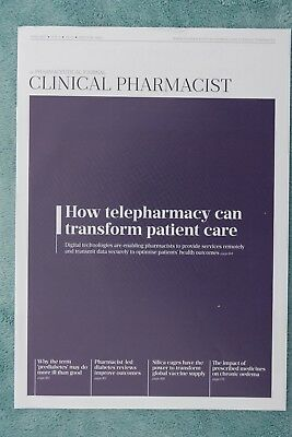 Clinical Pharmacist Magazine, Vol.9, No.6, June 2017, Telepharmacy services