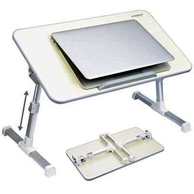 Portable Laptop Table Folding Notebook Stand Bed Desk Reading Tray Holder