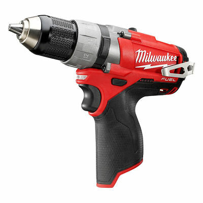 "New Milwaukee M12 FUEL 12 Volt Brushless 1/2"" Drill Driver Model # 2403-20"