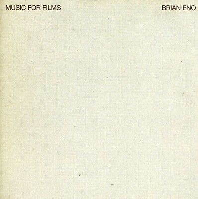 Music For Films - Brian Eno (CD Used Like New)