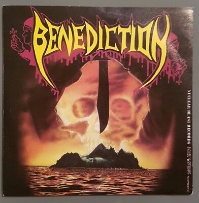 Benediction / Pungent Stench – Blood, Pus & Gastric Juice / Confess All Goodness