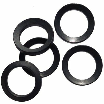 Pack Of 5 Ar 15 2Inx28 Thread Steel Crush Washer Gunsmithing Tools Accessories