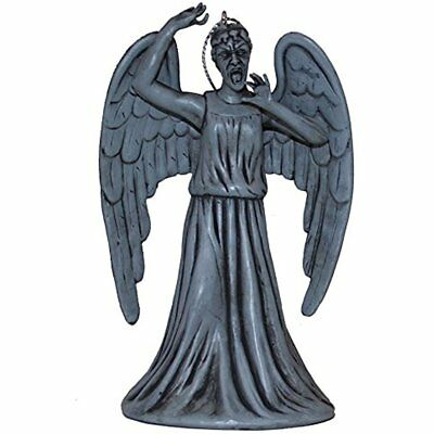 Doctor Who Weeping Angel Statue Monster Christmas Tree Ornament Bbc Dw1154 GIFT