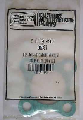 HVAC Gasket Part# 5H804962   R123 Compatible  - Free Shipping