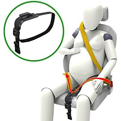 Zuwit Bump Belt Maternity Car Seat Adjuster Comfort Safety For Pregnant GIFT NEW