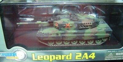 "Dragon Armor 1:72 60083 Leopard 2A4  4.Lehrbatallion 93 ""OPFOR Vehicle"" ""Neu"""