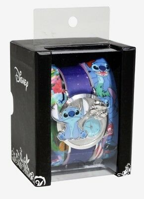 Disney Lilo & Stitch 3 Interchangeable Bands Watch New in Box!