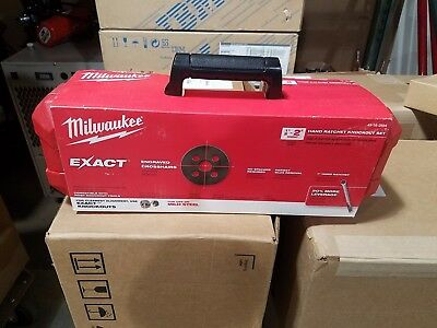 Milwaukee 49-16-2694 EXACT 1/2 in. to 2 in. Hand Ratchet Knockout Set