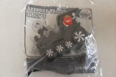 McDonald's Holiday Express Happy Meal Toy-HOLIDAY EXPRESS ENGINE-New In Packet