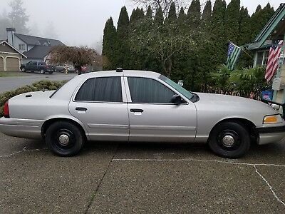 2010 Ford Crown Victoria P71 Police Interceptor Ford Crown Victoria P71, 91,500 miles, Sirens, Strobe light etc. very clean!!