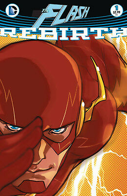THE FLASH Rebirth Issues 1-36 DC Digital Comics Collection justice superhero