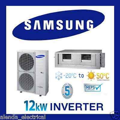 Brand New SAMSUNG 12kw INVERTER Reverse Cycle DUCTED Air Conditioner