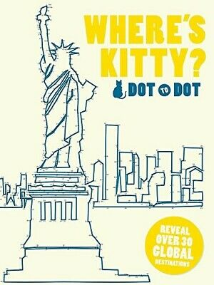 Where's Kitty? (Dot to Dot) - New Book