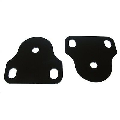 Rugged Ridge 11208.01 Interior Windshield Bracket Fits 76-86 CJ5 CJ7 Scrambler