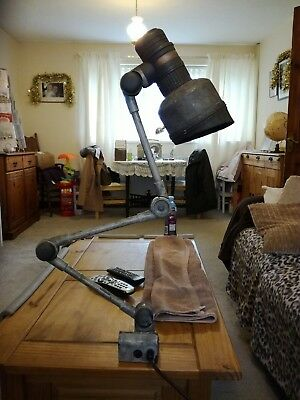 Vintage Industrial Anglepoise Lamp