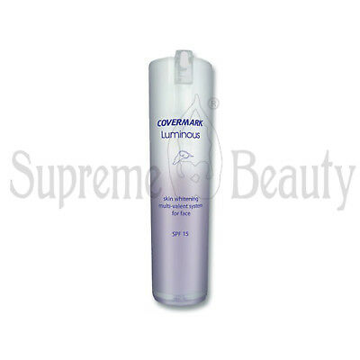 Covermark Luminous Whitening Crema Giorno Per Imperfezioni Schiarente 30 Ml