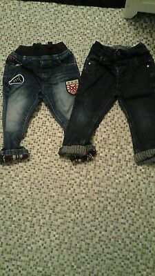 boys jeans 12-18 month from next