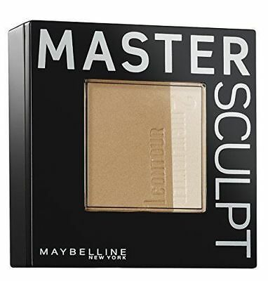 Master sculpt palette contouring - 01 light / medium - Maybelline