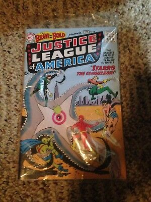 Brave And The Bold #28 Justice League Of America Loot Crate Exclusive Reprint