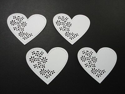 Heart Die Cut- Pkt 6