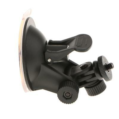 """1/4"""" Suction Cup Camera Holder Window Mount with Tripod Adapter for GoPro"""