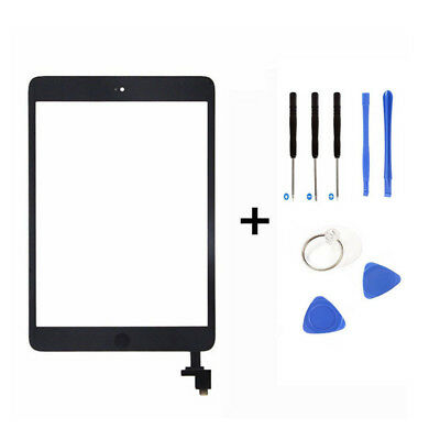 Touch Screen Digitizer Replacement For Apple iPad 2/3/4/ & Mini 1/2 Black /White